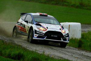 Frank Tore og Torstein får hard kamp i årets første NM runde på grus